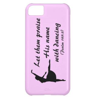 Praise Him with Dancing Case iPhone 5C Case