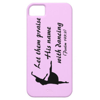 Praise Him with Dancing Case iPhone 5 Covers