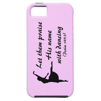 Praise Him with Dancing Case iPhone 5 Case
