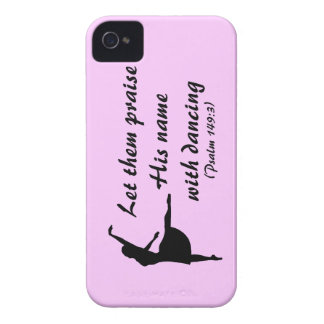 Praise Him with Dancing Case iPhone 4 Case