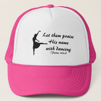 Praise Him with Dancing Hat