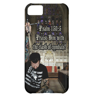 Praise Him with the Clash of Cymbals Case For iPhone 5C