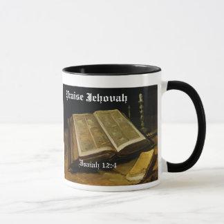 Praise Jehovah Mug