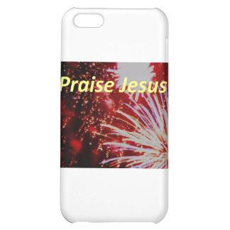 praise jesus 10 cover for iPhone 5C