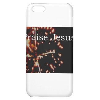 praise jesus 5 cover for iPhone 5C