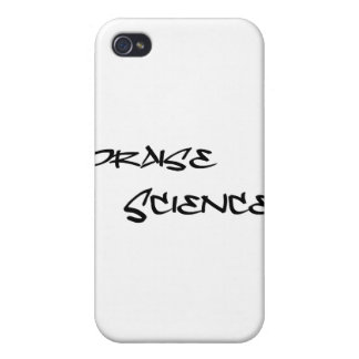 Praise Science - Da Funk iPhone 4/4S Cover