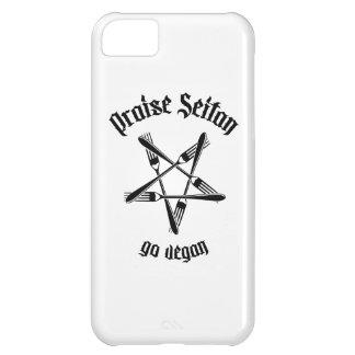 Praise Seitan 1.1 (black) iPhone 5C Cases