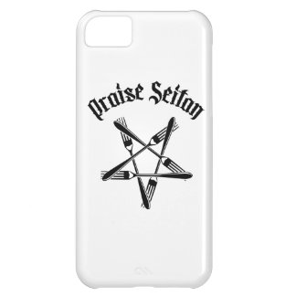 Praise Seitan 1.2 (black) iPhone 5C Cover