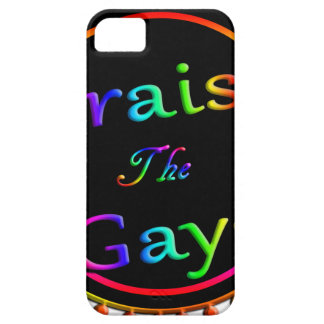 Praise the gays iPhone 5 cases