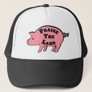 Praise the Lard Hat
