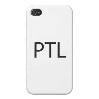 Praise The Lord ai iPhone 4/4S Case