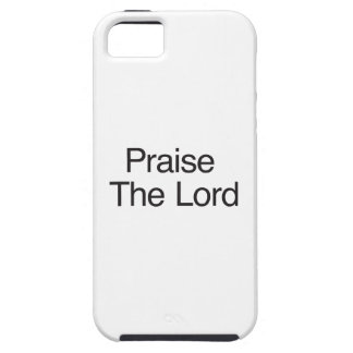 Praise The Lord iPhone 5 Covers
