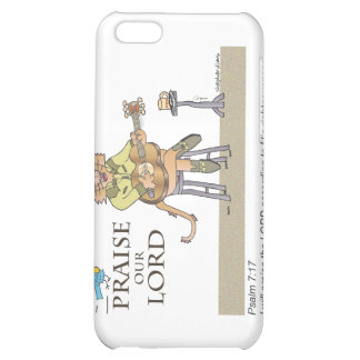 Praise the Lord with Country iPhone 5C Cases