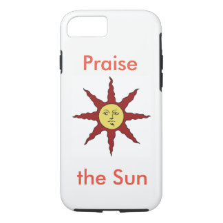 Praise the Sun iPhone Case