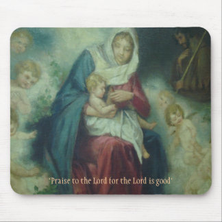 Praise to the Lord Mouse Pad