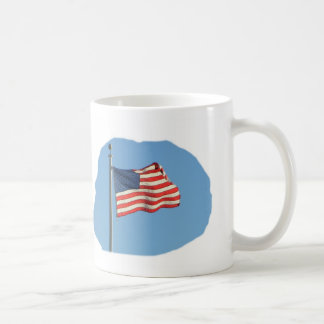 Praise to the US! Classic White Coffee Mug