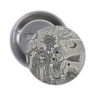 praiseandburn 2 inch round button