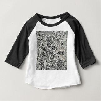 praiseandburn baby T-Shirt
