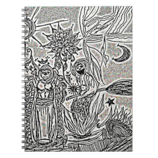 praiseandburn notebooks