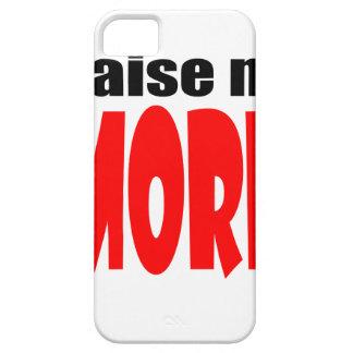 PRAISEmemore praise appraise more teacher school c iPhone 5 Covers