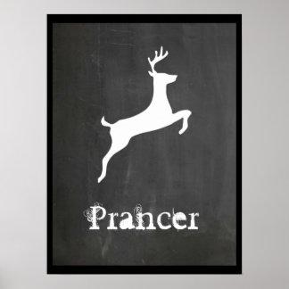 Prancer Print