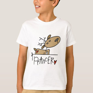 Prancer Reindeer Tshirts and Gifts