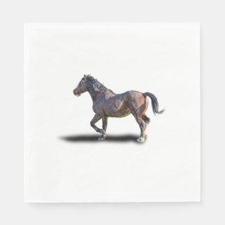PRANCING HORSE PAPER NAPKINS