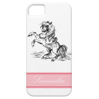 Prancing Pony iPhone 5 Cases