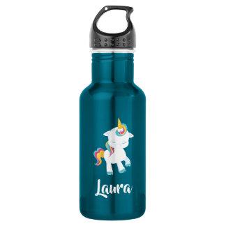 Prancing Unicorn So Cute 532 Ml Water Bottle