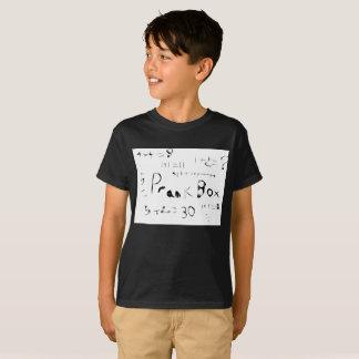 prankbox math style shirt