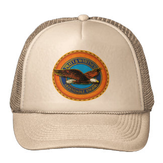 Pratt and Whitney engines Trucker Hat