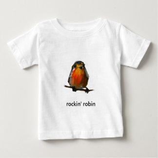 prattcreekart mignon d'oiseau de pièce en t t-shirt