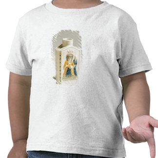 Prattware tea caddy t-shirt