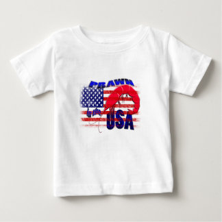 prawn in the usa baby T-Shirt