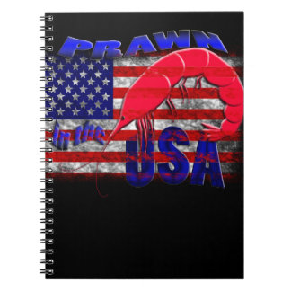 prawn in the usa notebook