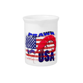 prawn in the usa pitcher