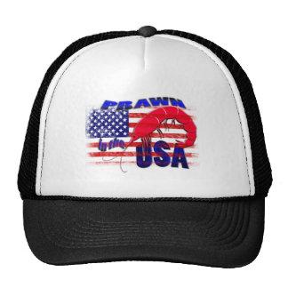prawn in the usa trucker hat