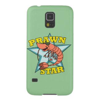 Prawn Star Galaxy S5 Covers