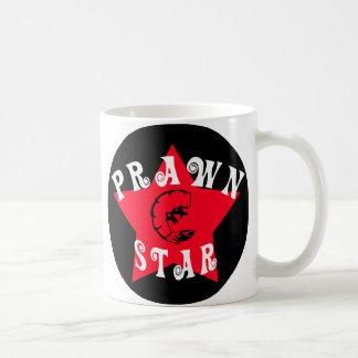 Prawn Star Left Handed Coffee Mug