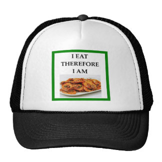 prawn trucker hat
