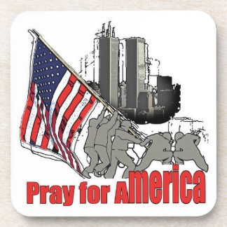 Pray for america coaster