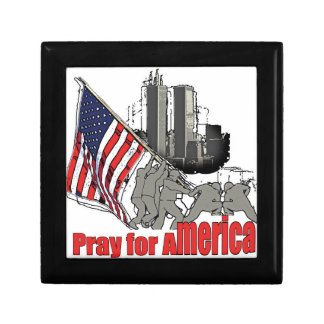 Pray for america gift box