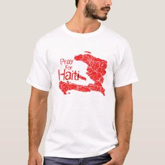 Pray for Haiti T-Shirt