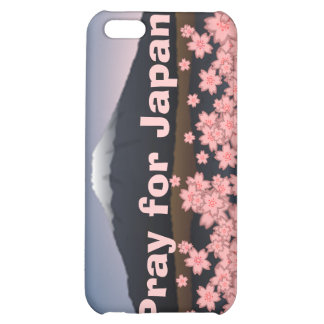 Pray for Japan iPhone case iPhone 5C Case