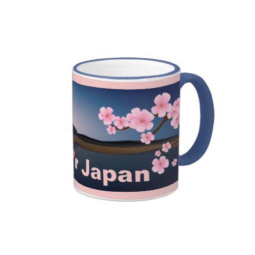 Pray for Japan mug