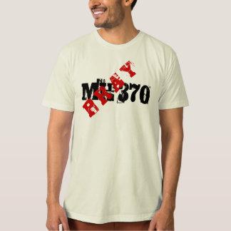 Pray For MH 370 T-Shirt