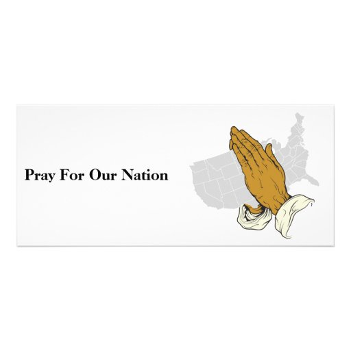 Pray For Our Nation Rack Cards