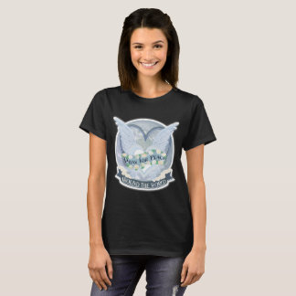 Pray for Peace Around the World T-Shirt