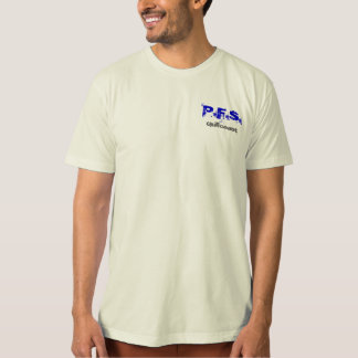 Pray for Skim, a Gulfcoast skim company T-Shirt