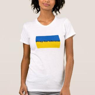 Pray for Ukraine T-Shirt